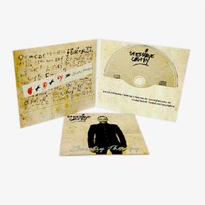 Album CD Basstry Therapy