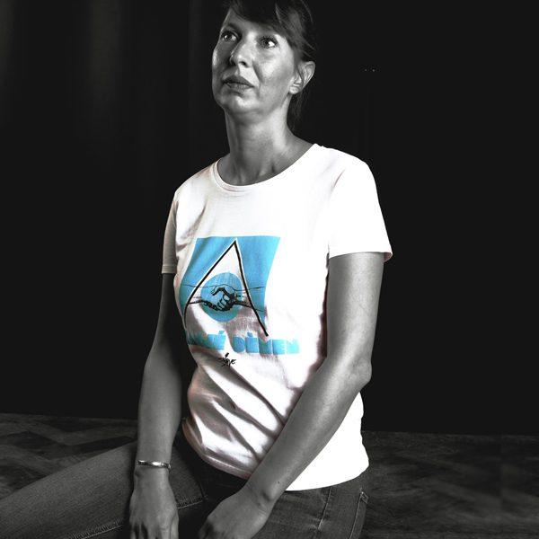 Tshirt-demen-woman-blue
