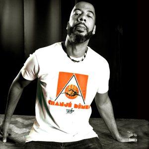 Tshirt-demen-homme-orange